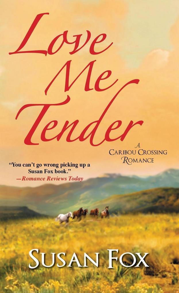 Love Me Tender als eBook epub