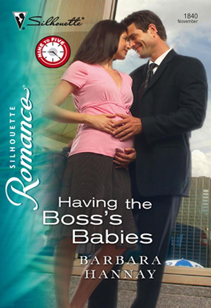 Having the Boss's Babies (Mills & Boon Silhouette) als eBook epub