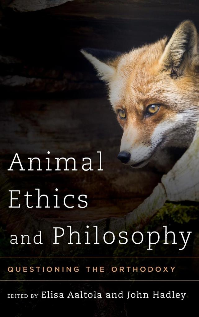 Animal Ethics and Philosophy als Buch (gebunden)