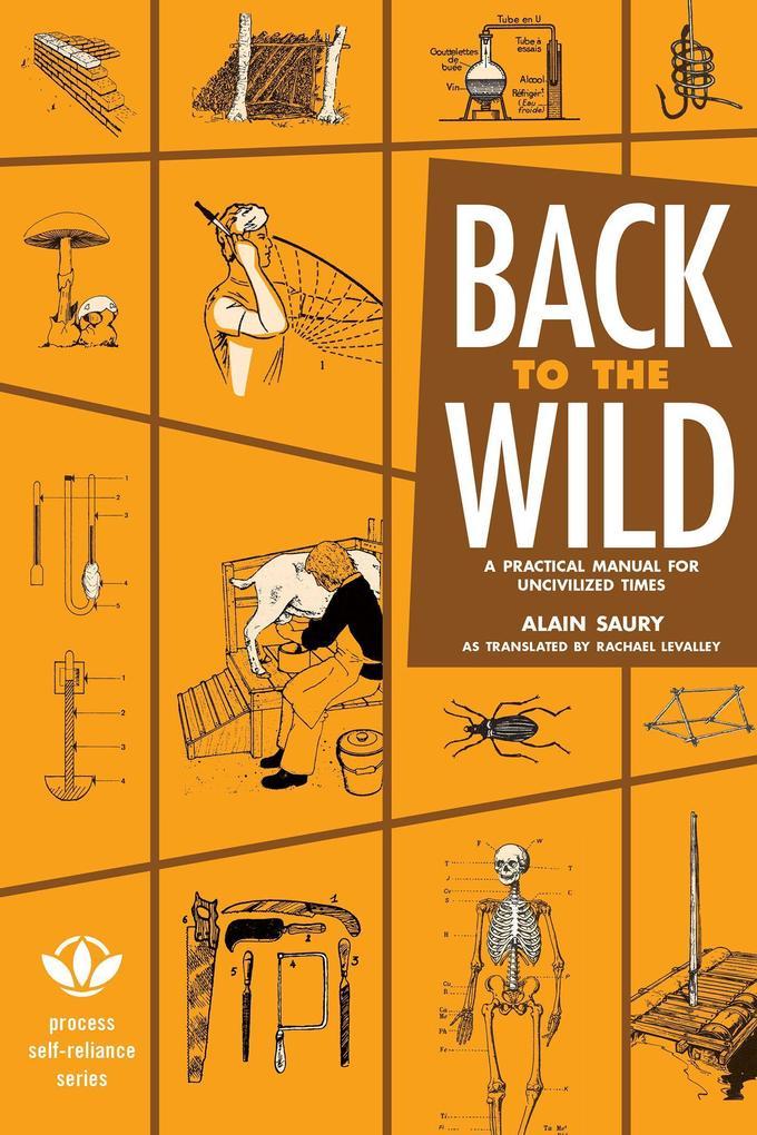 Back To The Wild als Taschenbuch