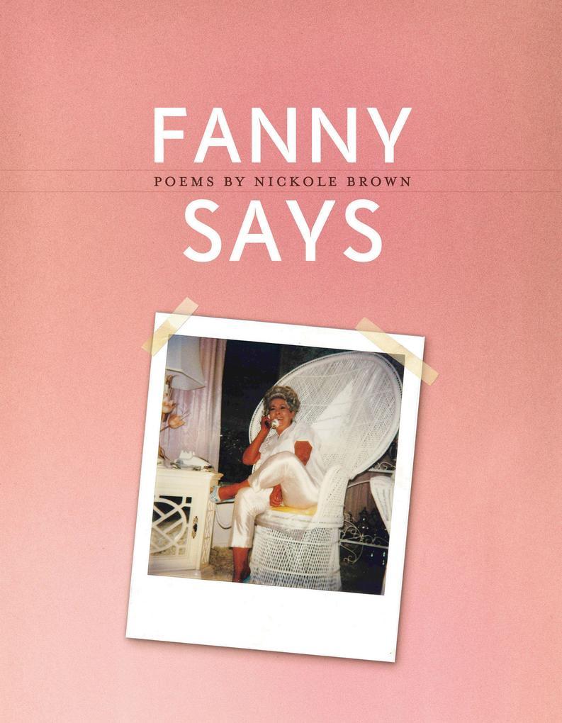 Fanny Says als Taschenbuch
