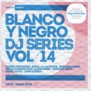Blanco Y Negro DJ Series Vol.14 als CD