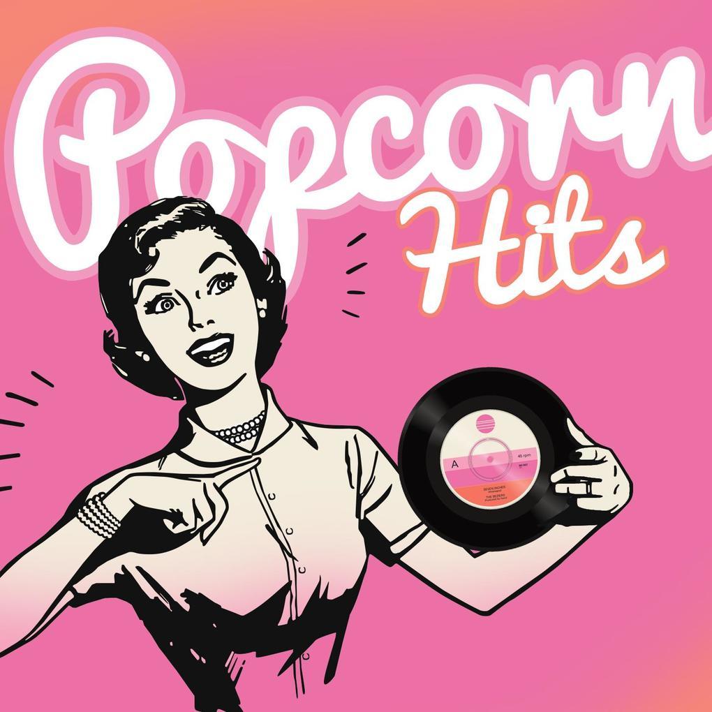 Popcorn Hits als CD