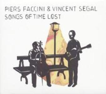 Songs Of Time Lost als CD