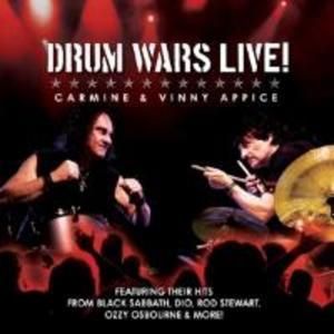 Drum Wars Live! als CD