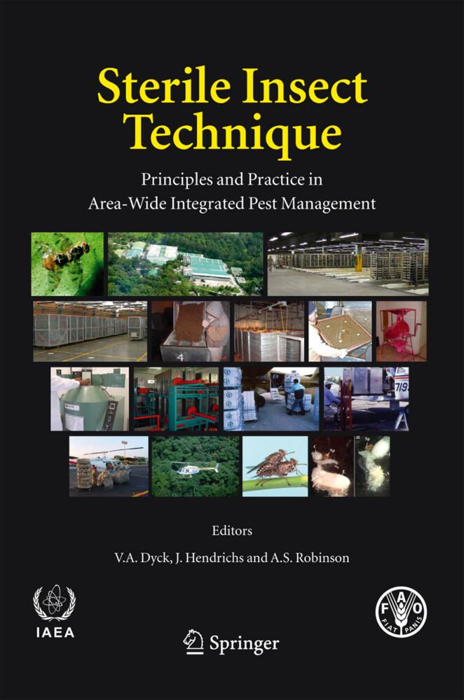 Sterile Insect Technique als Buch (gebunden)