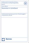 Devolution in Schottland