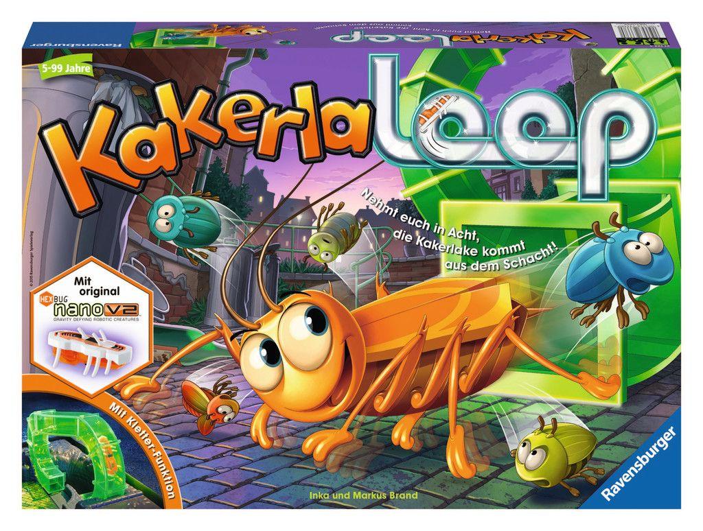 Kakerlaloop als Spielware