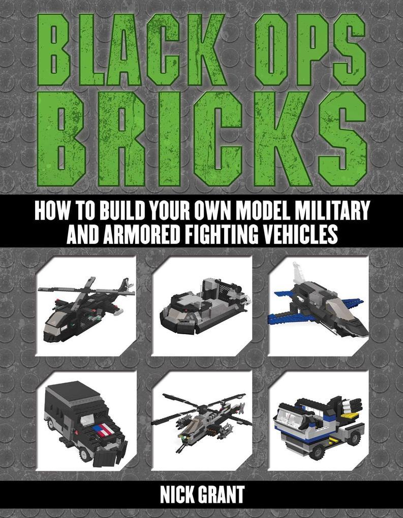 Black Ops Bricks als eBook epub