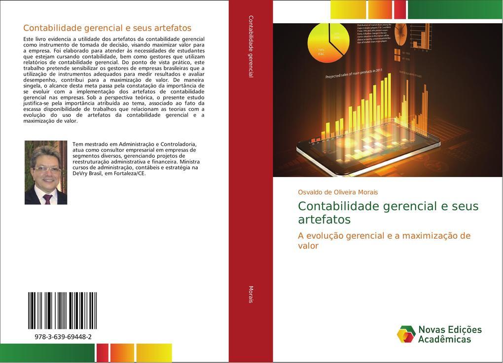 Contabilidade gerencial e seus artefatos als Buch (gebunden)