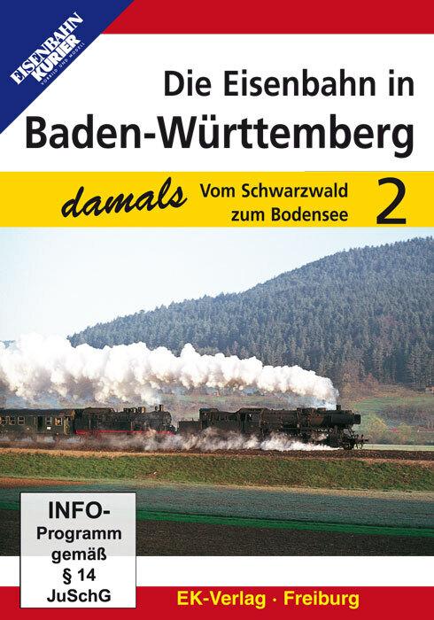 Die Eisenbahn in Baden-Württemberg damals 02