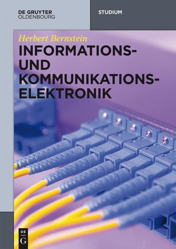 Informations- und Kommunikationselektronik als eBook epub