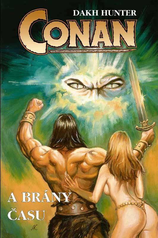Conan a brány casu als eBook epub