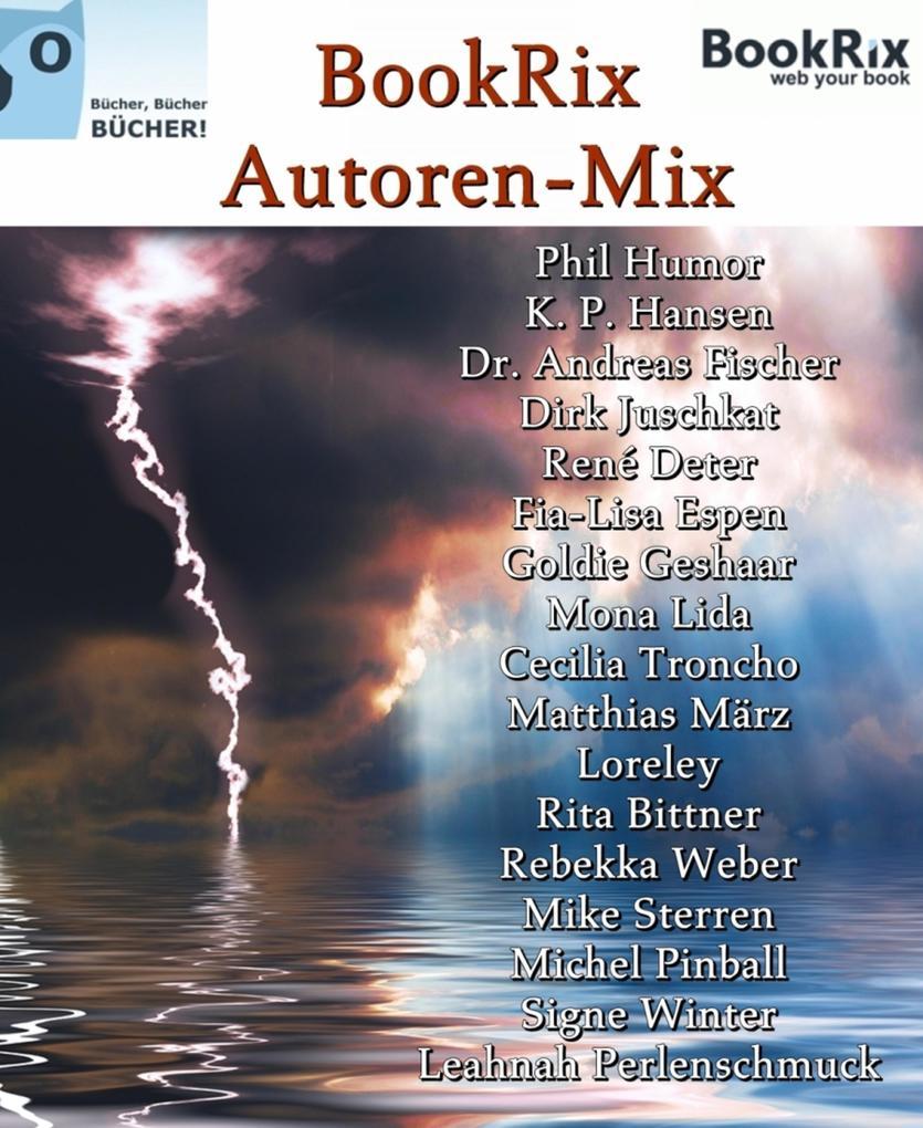 BookRix Autoren-Mix als eBook epub