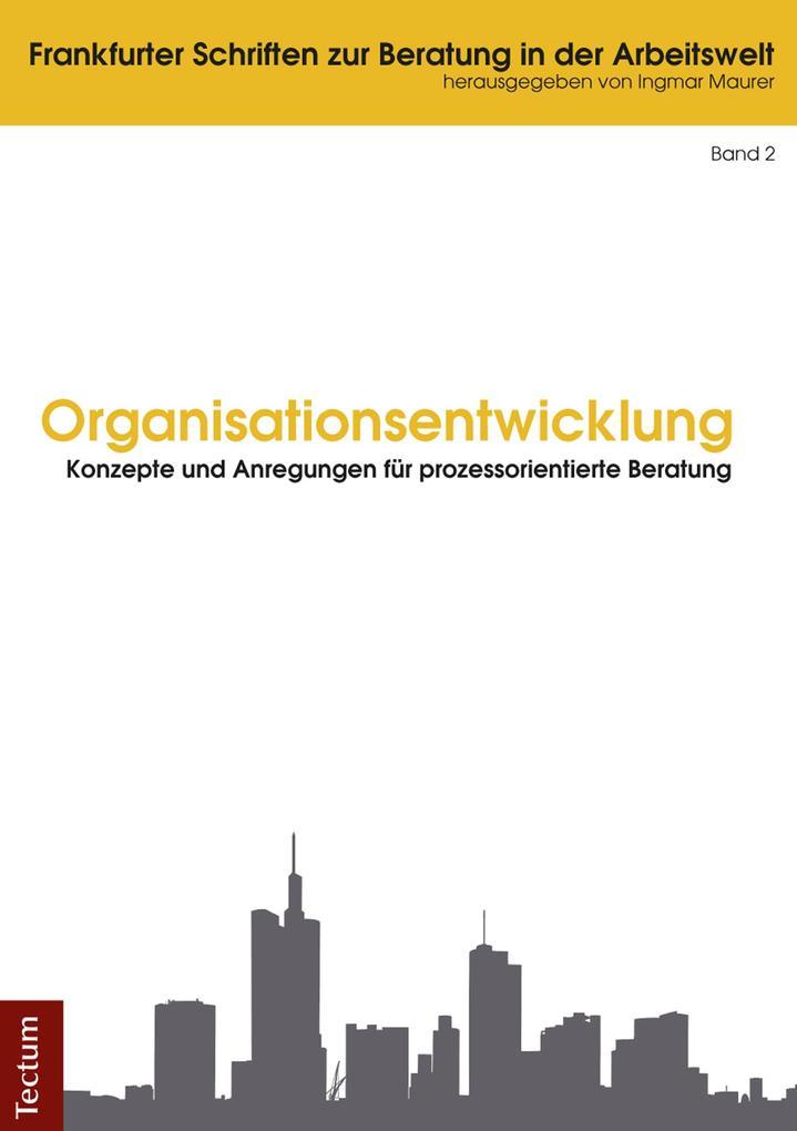 Organisationsentwicklung als eBook pdf