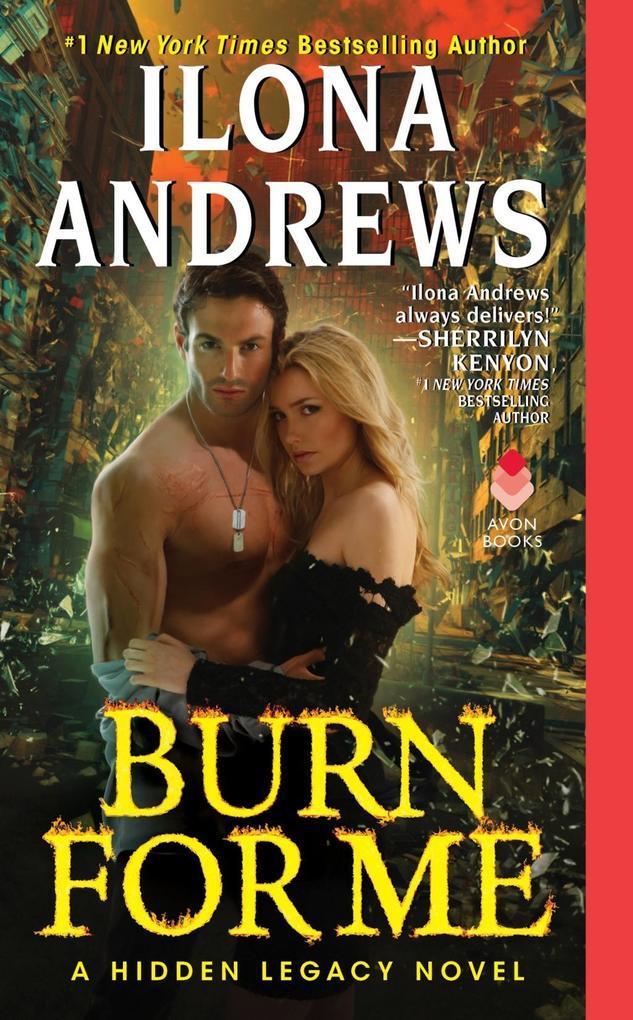Burn for Me als eBook epub