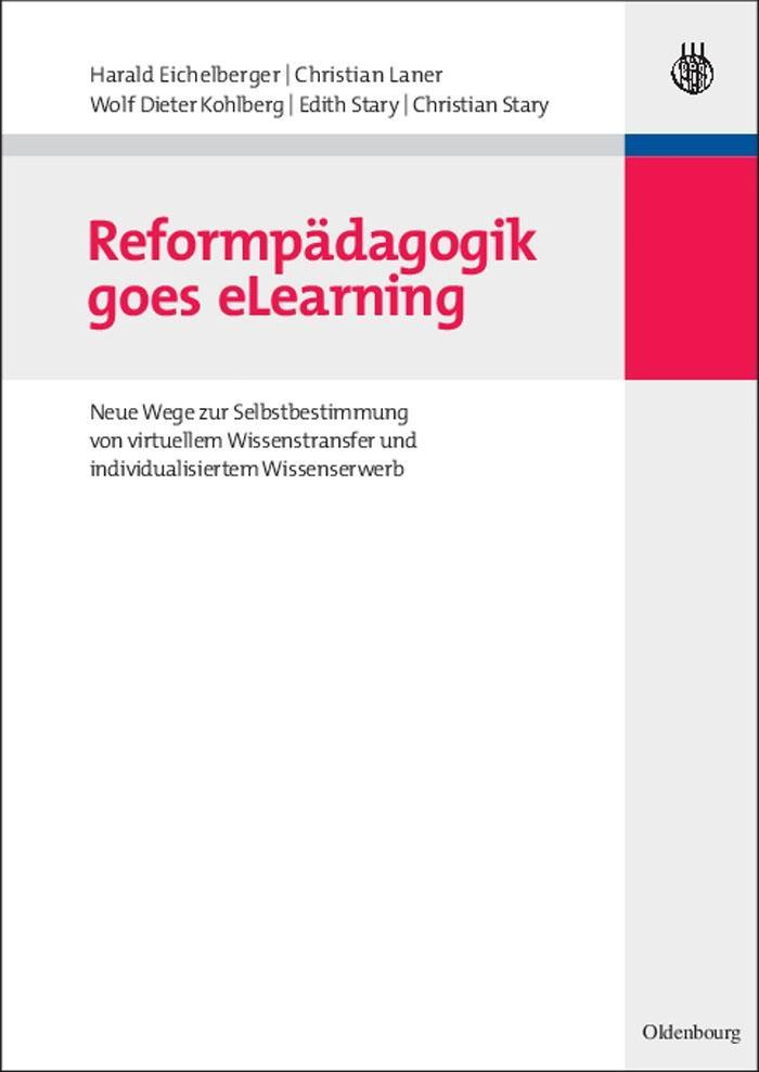 Reformpädagogik goes eLearning als eBook Downlo...