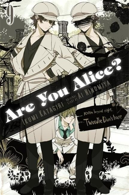 Are You Alice?, Vol. 9 als Taschenbuch