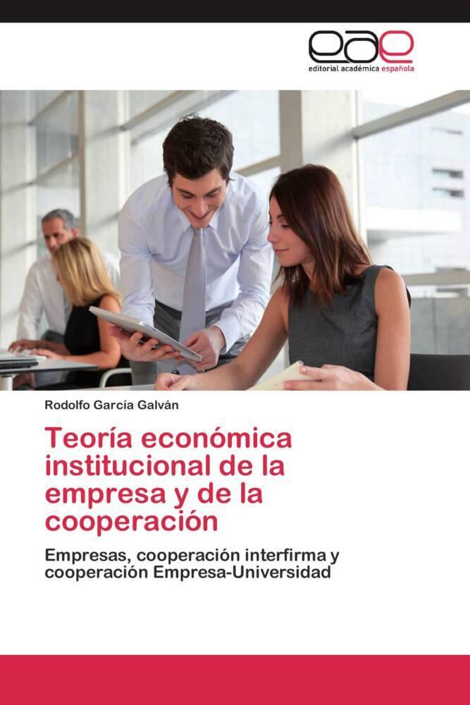Teoría económica institucional de la empresa y de la cooperación als Buch (gebunden)