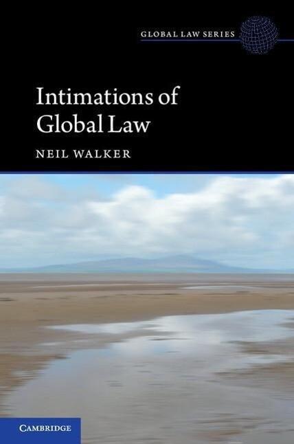 Intimations of Global Law als Buch (gebunden)