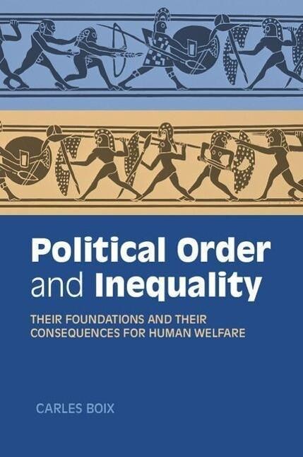 Political Order and Inequality als Taschenbuch