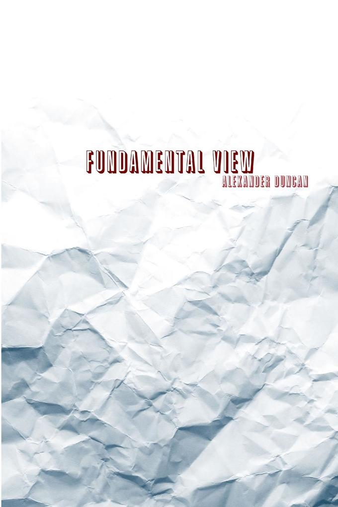 Fundamental View als Taschenbuch