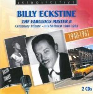 Fabulous Mister B als CD