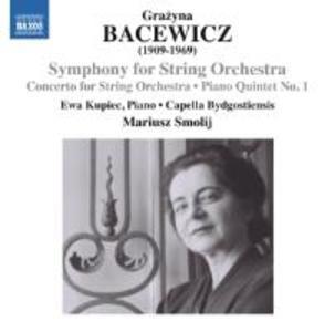 Streichersymphonie/Konzert für Streicher als CD
