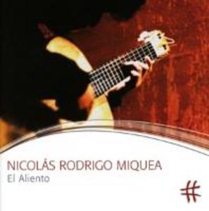 Al Aliento als CD