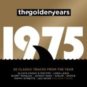 Golden Years-1975 als CD