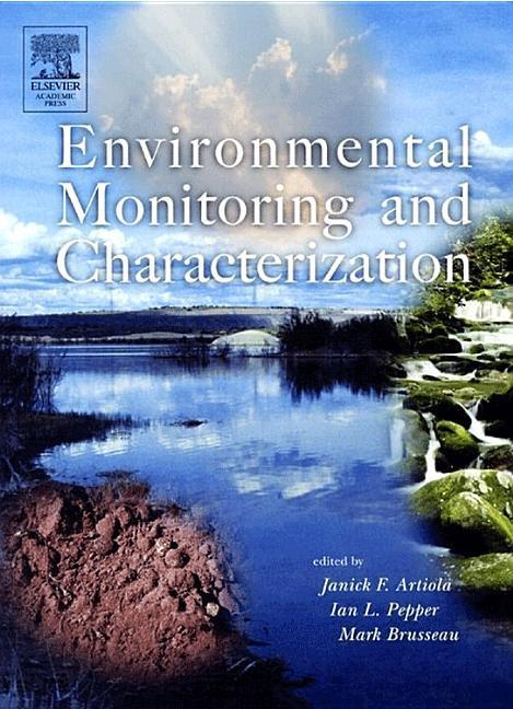 Environmental Monitoring and Characterization als Taschenbuch