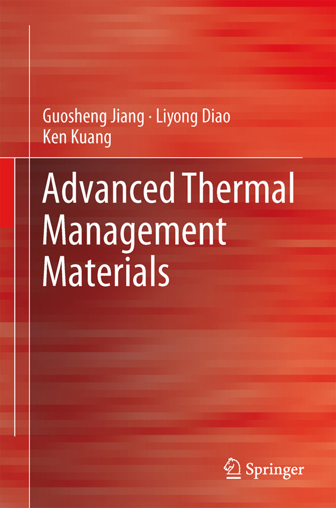 Advanced Thermal Management Materials als Buch (gebunden)