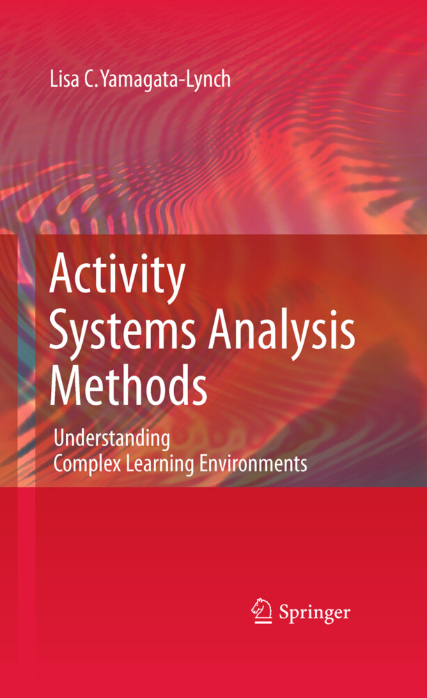 Activity Systems Analysis Methods als Buch (gebunden)