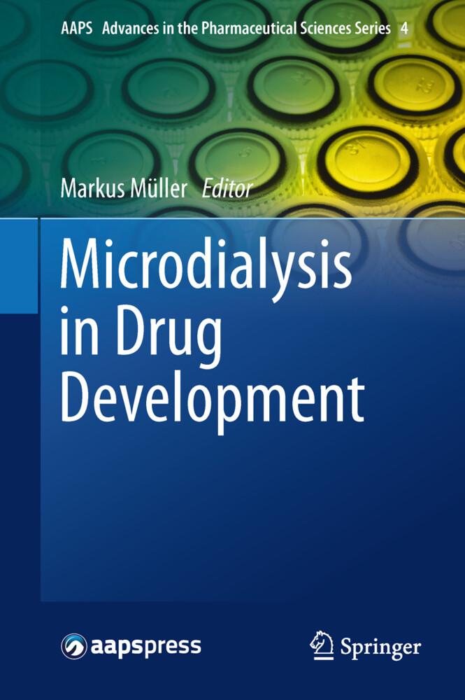 Microdialysis in Drug Development als Buch (gebunden)