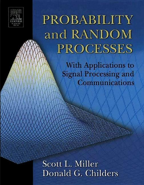 Probability and Random Processes: With Applications to Signal Processing and Communications als Taschenbuch