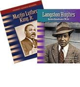 African American Men with Vision - 2 Book Set - Grades 6-8 (Primary Source Readers)