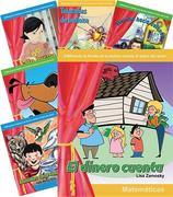 Content Area Grade 1-2 6-Book Spanish Set (Reader's Theater)