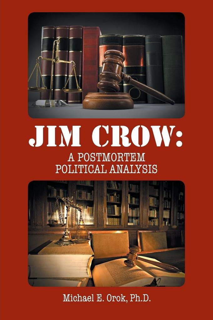 JIM CROW als Taschenbuch