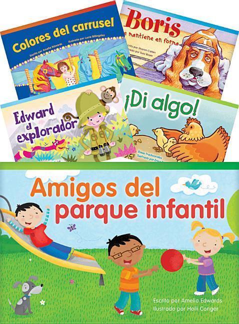 Literary Text Grade 1 Readers Spanish Set 2 10-Book Set (Fiction Readers) als Buch (gebunden)