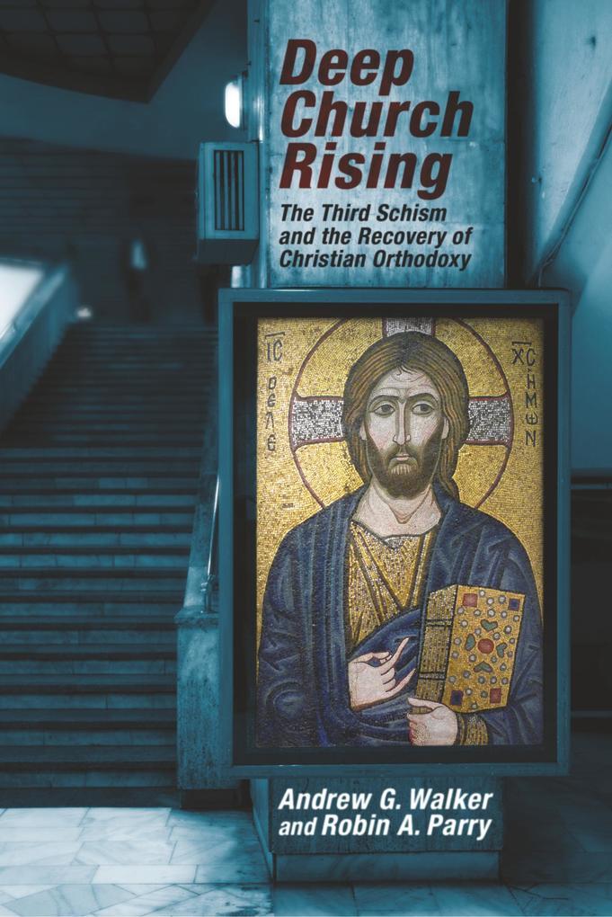 Deep Church Rising als Buch (gebunden)