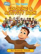 The Saints Coloring & Activity Book