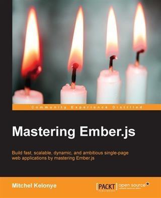 Mastering Ember.js als eBook pdf