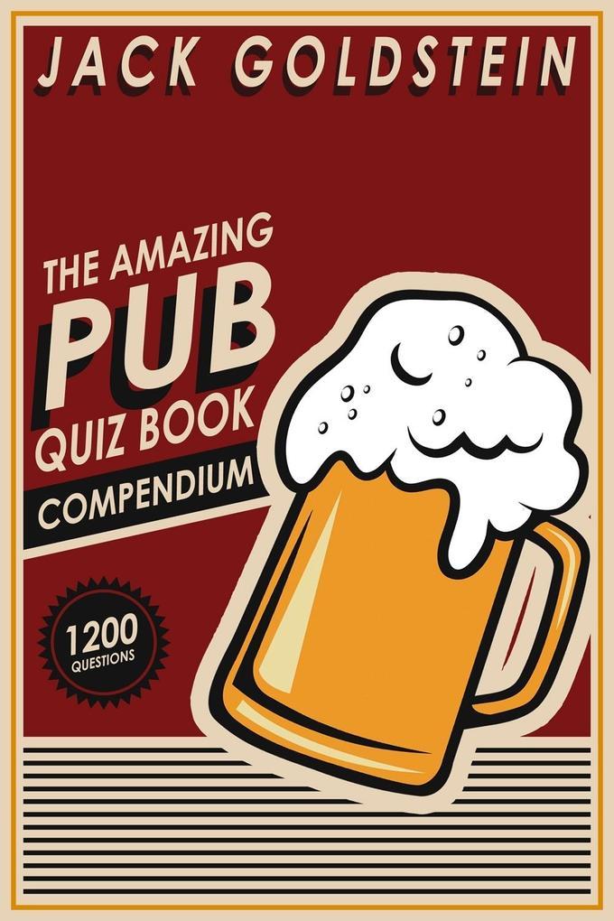 Amazing Pub Quiz Book Compendium als eBook epub