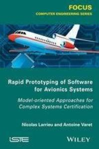Rapid Prototyping Software for Avionics Systems als eBook epub