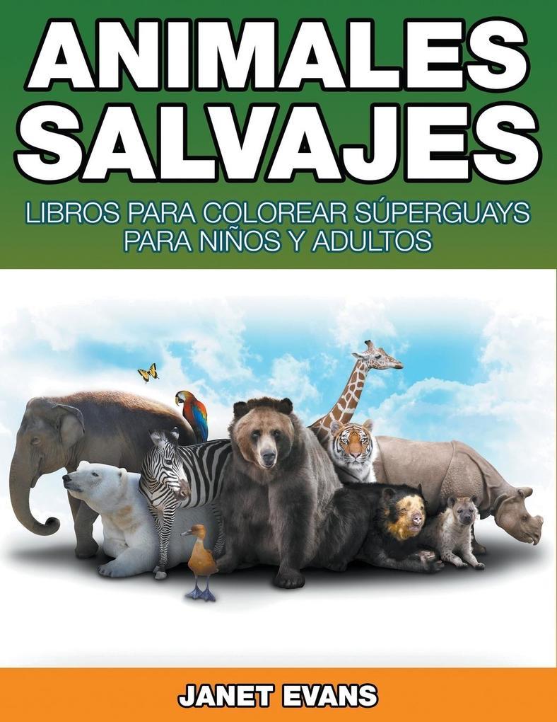 Animales Salvajes als Taschenbuch