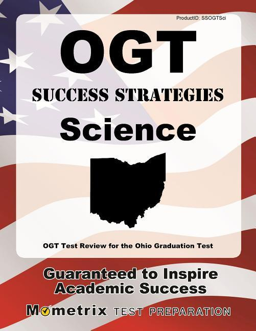 Ogt Success Strategies Science Study Guide: Ogt Test Review for the Ohio Graduation Test als Taschenbuch