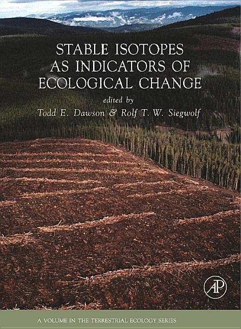 Stable Isotopes as Indicators of Ecological Change als Taschenbuch
