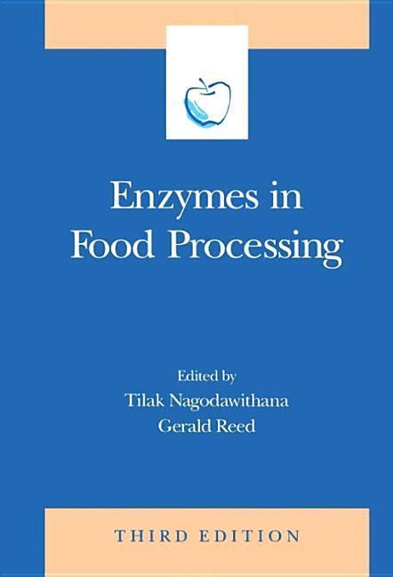 Enzymes in Food Processing als Taschenbuch