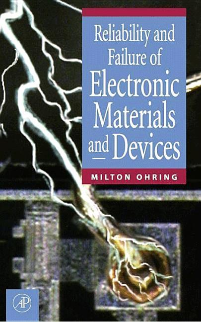 Reliability and Failure of Electronic Materials and Devices als Taschenbuch