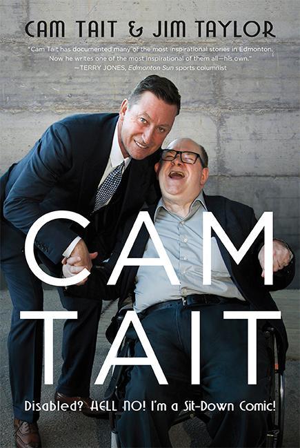 CAM Tait: Disabled? Hell No! I'm a Sit-Down Comic! als Taschenbuch